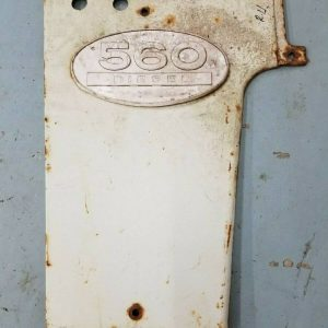 369202R1 – International RH RADIATOR PANEL, Used