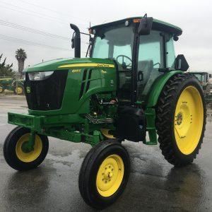 2018 JOHN DEERE 6105E X798153