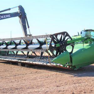 2012 JOHN DEERE 635D X988050